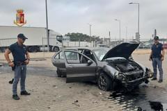 Furto aggravato a Bari,  auto con targa rubata a Orta Nova