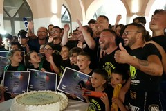 "VIDEO Esami di cintura ASD ""Fighters"" del team Dibisceglia - Colucci"