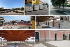 Sindaco Metta: I lavori che si stanno effettuando in Città -FOTO-