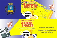 Assessore Dercole: Sport Art - Murale e Videomaker al Pala Famila Tatarella.