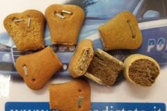 Biscotti con le spille dati ai cani, denunciato un 84enne a Foggia