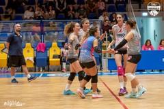 Brio Lingerie Pallavolo Cerignola, buona la prima al PalaFamila: Amatori Bari cade per 3-0