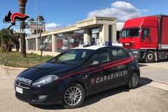 Cerignola: Ricettazione di automezzi rubati. Arrestato il proprietario di una'autodemolizione.