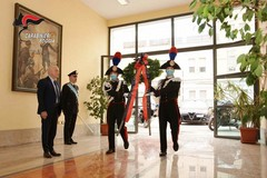 Celebrazione del 206° Annuale di Fondazione dell'Arma dei Carabinieri
