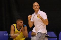 Basket Club Cerignola, il quintetto di Santoro concede il bis contro la Federiciana Altamura