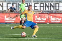 Audace Cerignola, Coletti: «Importante tornare a vincere, adesso diamo continuità e ragioniamo partita dopo partita»