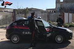 Stabile industriale setacciato dai carabinieri