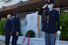 La Polizia di stato celebra l'anniversario del 169° anno dalla sua fondazione