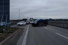 Incidente sulla SS16, traffico deviato su via Manfredonia