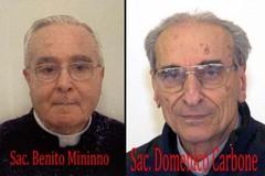 Don Domenico Carbone e Don Benito Mininno, 60° anniversario di sacerdozio