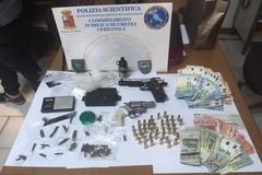 Spaccio e detenzione di armi, in arresto 23enne cerignolano