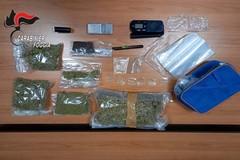 Quartiere Torricelli, arrestato 42enne cerignolano per detenzione di droga ai fini di spaccio