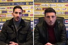 Audace Cerignola - le interviste di Francesco Zagaria a Ciro Foggia e Nicola Loiodice -VIDEO-