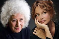 """Isa Danieli e Giuliana De Sio - Le signorine. Teatro Comunale """"S. Mercadante"""" Cerignola"""