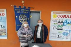 La solidarietà del Club Rotary di Cerignola