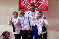 Karate, Zingaro e Bufano ai campionati italiani Assoluti