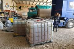 64000 litri di gasolio di contrabbando sequestrato a Cerignola