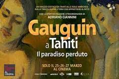 Gauguin a Tahiti-il paradiso perduto