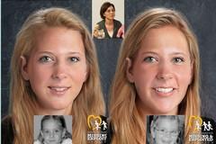 L'appello della mamma delle gemelline Schepp