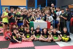 """Mondiali WTKA 2019, la """"Fighters Cerignola"""" sul podio"""