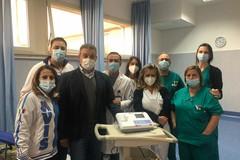 L'Avis Cerignola dona ECG all'ospedale Tatarella