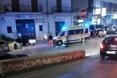 Grave incidente nel pieno centro di Cerignola