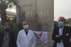 """""""L'Altra Italia"""" protesta a Cerignola contro il sistema ospedaliero"""