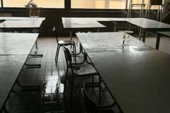 Allo Zingarelli - Sacro Cuore di Cerignola piove nelle aule
