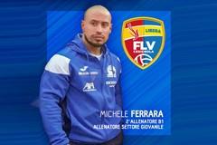 Michele Ferrara sarà il nuovo viceallenatore della FLV Cerignola