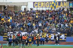 """Il 'Monterisi' agibile per 4058 spettatori, gli Ultras 1984: """"La collaborazione tra amministratori e tifoseria paga sempre"""""""