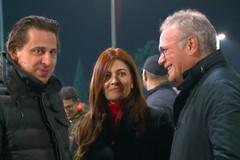 """Inaugurazione rotatoria """"Audace Cerignola"""". Le parole del Presidente dell'Audace Nicola Grieco -INTERVISTA VIDEO-"""
