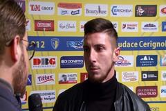 Interviste a Loiodice e Bitetto, attaccante e allenatore dell'Audace Cerignola -VIDEO-