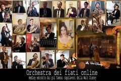 Orchestra dei fiati online, medley capolavori della Walt Disney