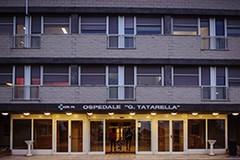 """Centro Trasfusionale del """"Tatarella"""", domani sarà sospeso il turno notturno"""