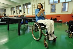 """""""Ping Pong per tutti"""", al PalaDileo la seconda edizione con la campionessa paralimpica Patrizia Saccà"""