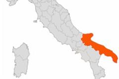 La Puglia in zona arancione da lunedì