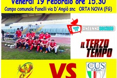 Prosegue l'impegno del rugby ortese