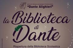 Riapre la Biblioteca Scolastica dell'I.T.E.T. Dante Alighieri