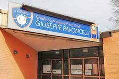 La scuola media Pavoncelli sospende l'attività didattica per due giorni