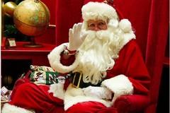 Stornara: Riapre la casa di Babbo Natale