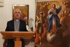 Preghiera quotidiana con il Vescovo di Cerignola Mons. Renna. Giovedì 7 maggio 2020
