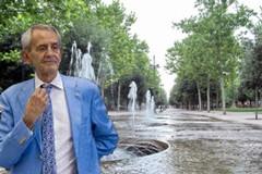 Sindaco Metta: La mafia… in Villa Comunale.