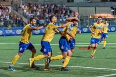 Audace Cerignola, i gialloblù passano il turno di Coppa Italia
