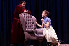 """Giuseppe Battiston in""""Winston vs Churchill"""" - Giovedì 28 Marzo 2019 al Teatro Comunale """"S. Mercadante"""" - Cerignola."""