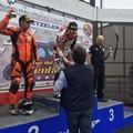 Moto, Vallelunga: Giuseppe Lenoci 1^ classificato al Campionato Moto d'epoca