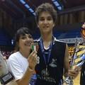 Nel firmamento del basket nazionale brilla la stella di Vincenzo Taddeo