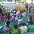 Decine di bambini entusiasti e divertiti in occasione del primo appuntamento di 'Che Librio in Città'