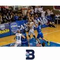 Udas Basket Città di Cerignola: al PalaDileo vince Matera, 77-73 per i biancoblù di coach Putignano