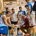 Cade in casa l'Udas Basket nella prima del 2018, Campli vince per 81-67