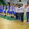 Cade malamente a Porto Sant'Elpidio l'Udas Basket, termina 94-60 per i marchigiani